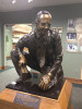 He Prayed, commissioned sculpture of James Dobson by artist Greg Todd